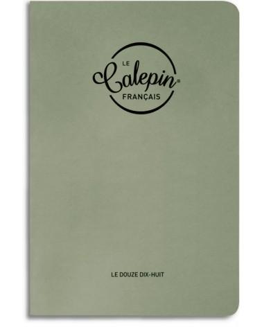 calepin 12x18 avec lignes pour écrire fait à Paris