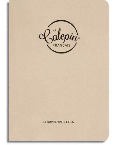 carnet de recettes de jardinage A5 made in France