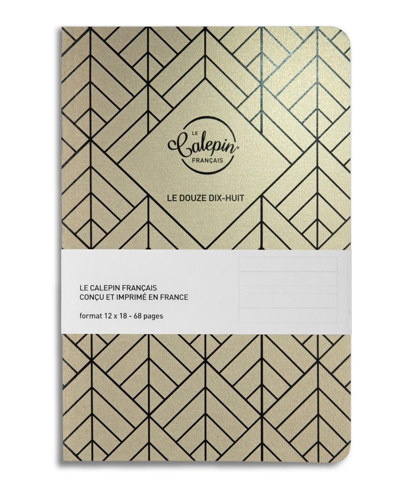 carnet 12x18 lignes fait à Paris