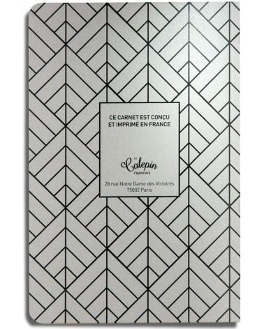 A6 notebook platine