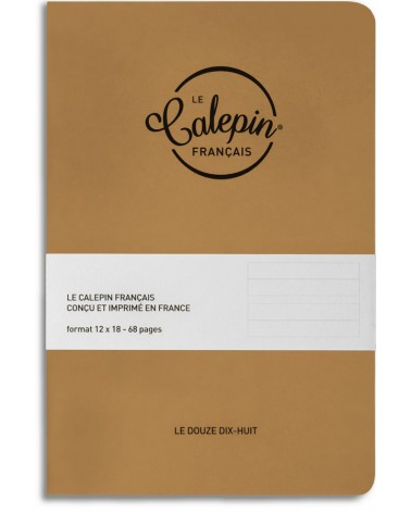 calepin papier éco responsable