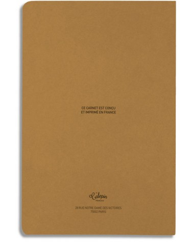 carnet de notes pense-bête made in France