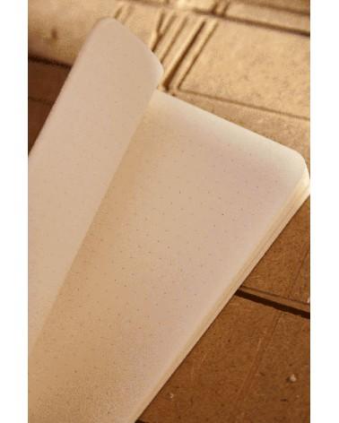 Carnet avec points dots format 10x15cm