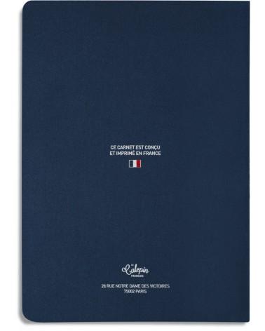 Carnet grand format 15x21cm
