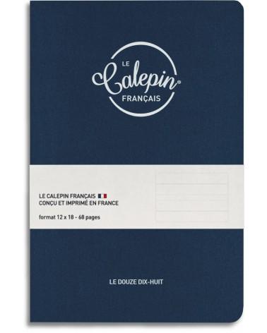 Calepin 12x18cm avec lignes