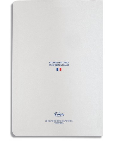 Carnet pour poèmes made in France