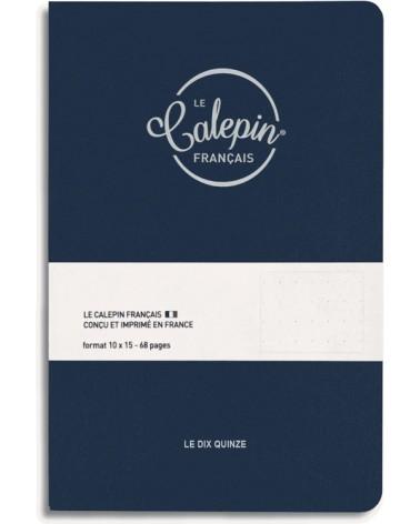Carnet de notes design métallique