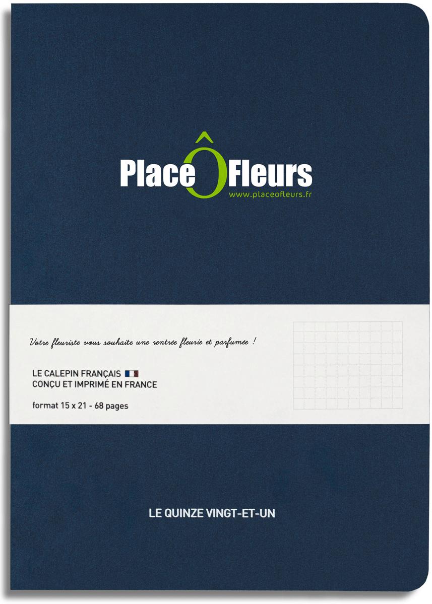 carnet publicitaire personnalisé Paris